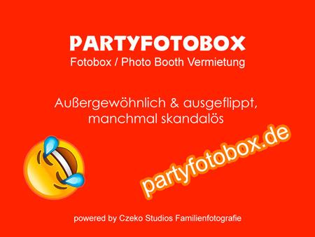 Fotobox mieten in Darmstadt