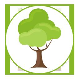 Umweltschutz lokaler Anbieter