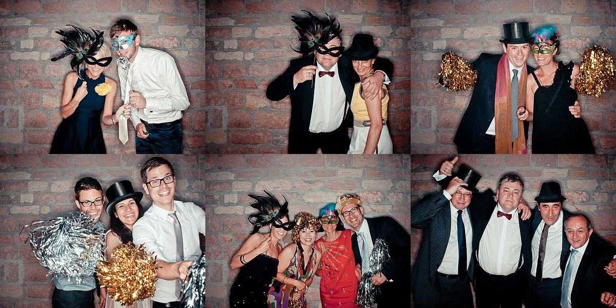 Fotobox Photo Booth